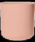 Coral Mid-Century Ceramic
