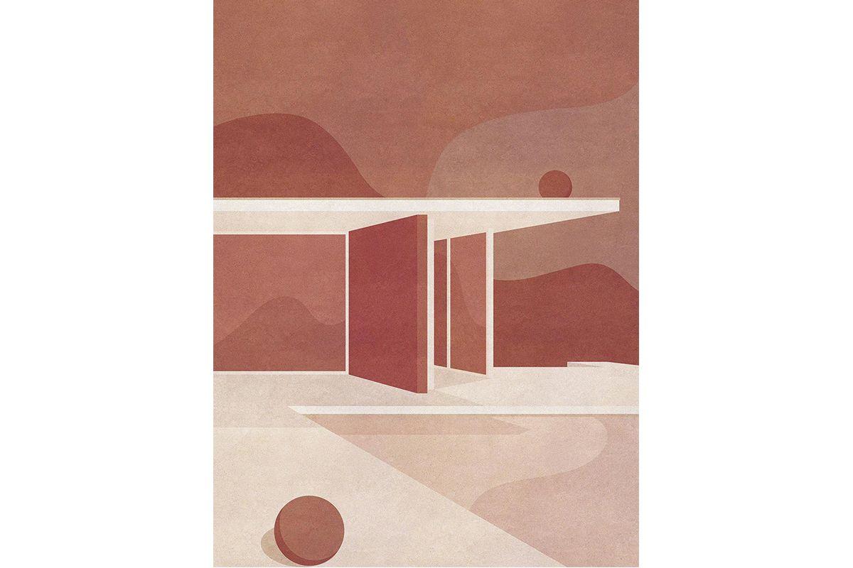The Barcelona Pavilion, Part I by Charlotte Taylor - The Barcelona Pavilion, Part I by Charlotte Taylor